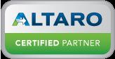 Altaro Certified Partner logo